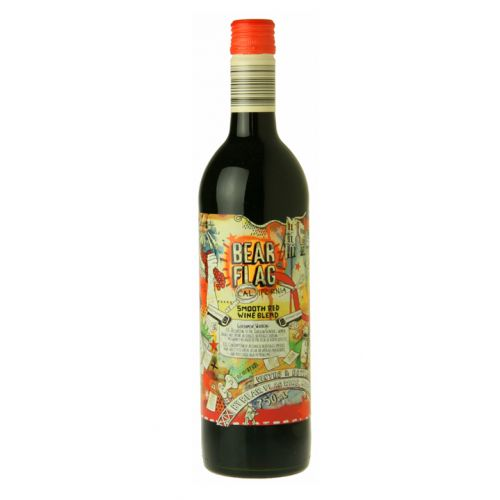 Smooth Red Wine Blend