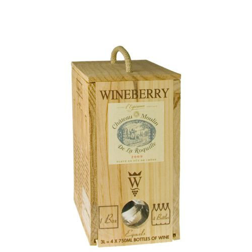 Cuvée l'Esperance Wineberry Box 2016