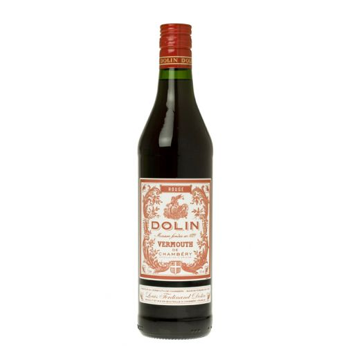 Vermouth de Chambery, Rouge