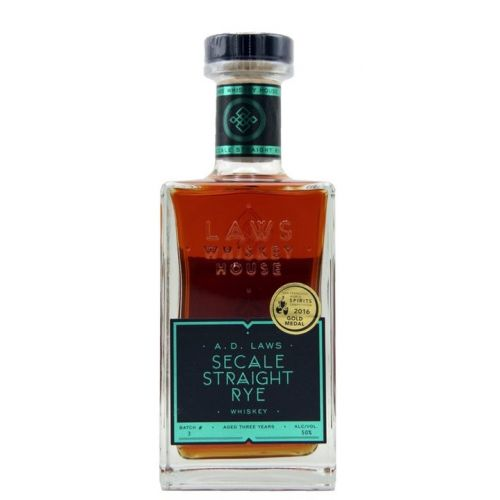 Secale Straight Rye Whiskey