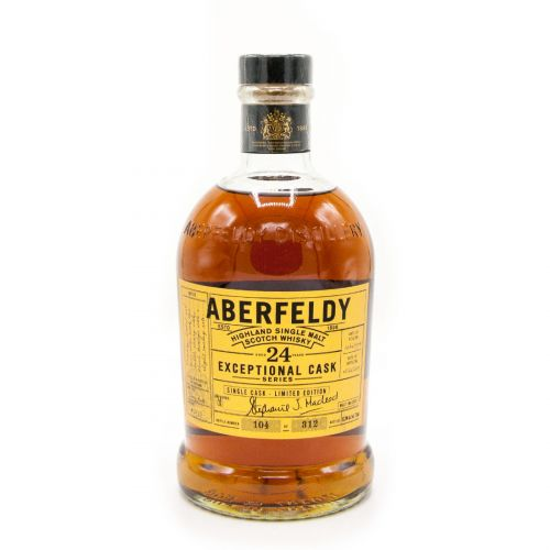 24 Year Old Exceptional Cask Single Malt Scotch Whisky