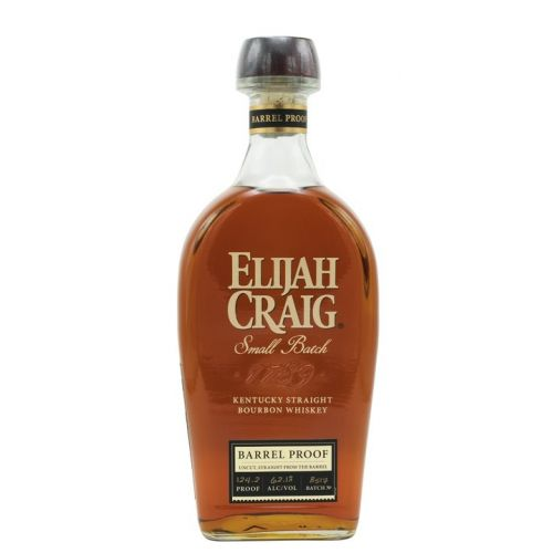 12 Year Old Barrel Proof Bourbon Whiskey