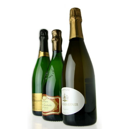 Grower Champagne Trifecta