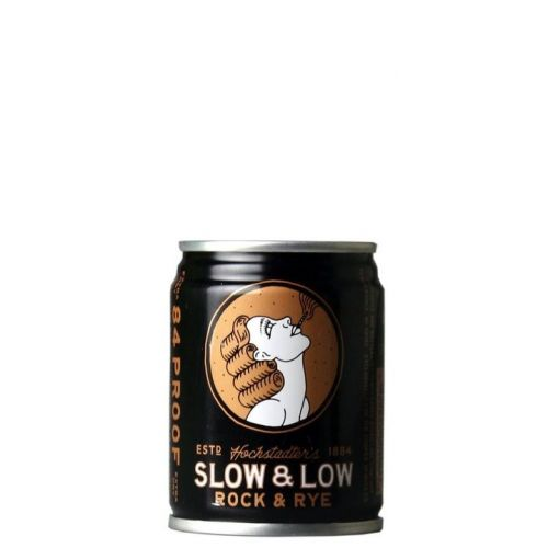 Rock & Rye Slow and Low CAN