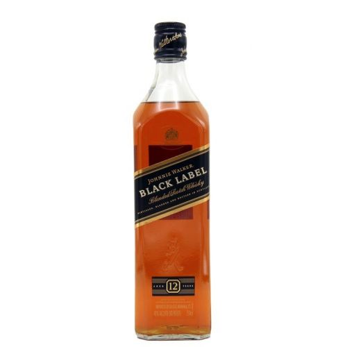Black Label Scotch Whisky