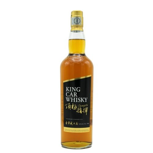 King Car Conductor Whisky