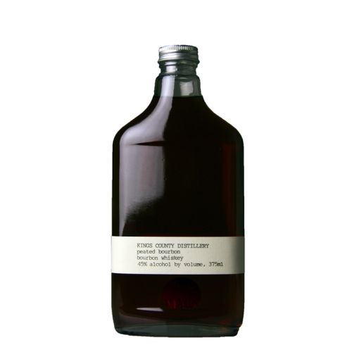 Peated Bourbon Whiskey