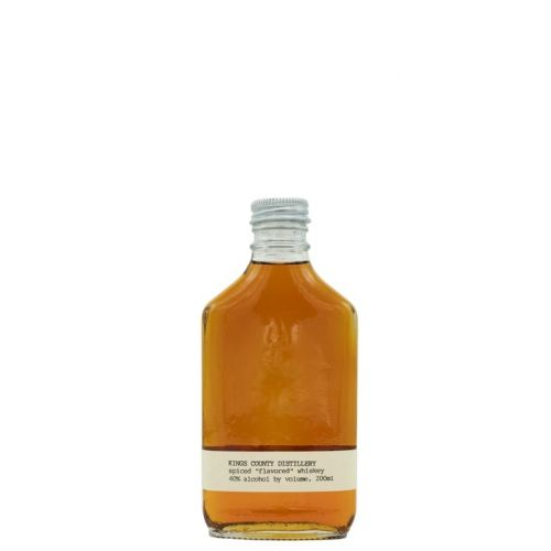 Spiced Whiskey