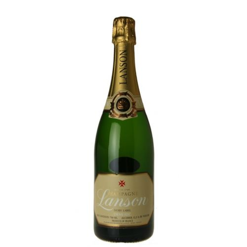 Ivory Label Champagne Demi-Sec NV