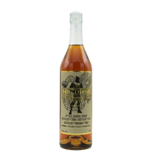 8 Year Old Barrel Proof Bourbon Whiskey