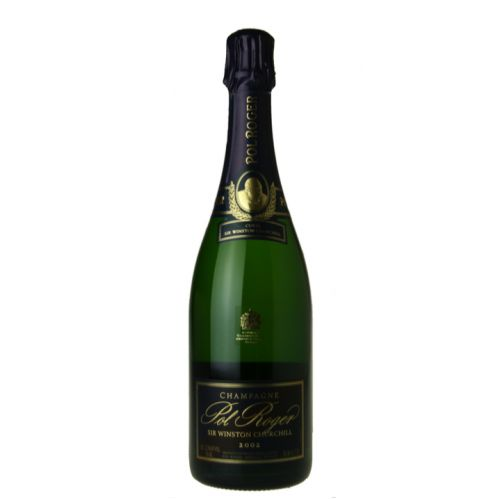 Sir Winston Churchill Champagne Brut 2002