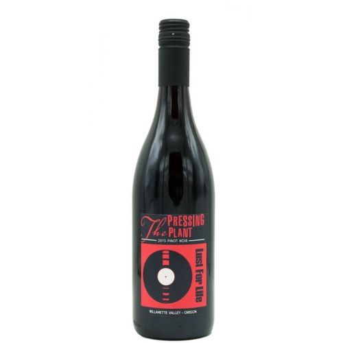 Pinot Noir Lust for Life 2015