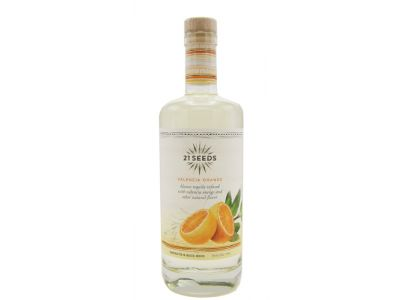 Valencia Orange Tequila