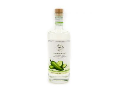 Cucumber Jalapeno Tequila