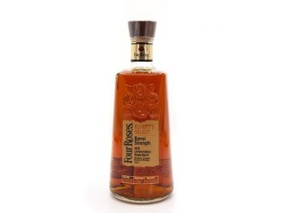 Limited Edition Small Batch Barrel Strength 2017 Bourbon Whiskey
