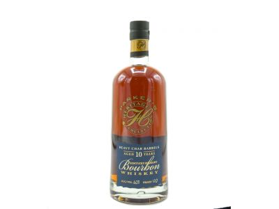 Heritage Collection 2020 Heavy Char Barrels 10 Year Old Bourbon Whiskey