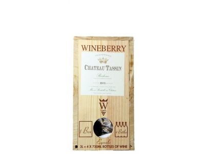 Bordeaux Blanc Wineberry Box 2018