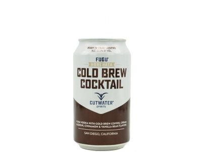 Horchata Cold Brew Cocktail CAN