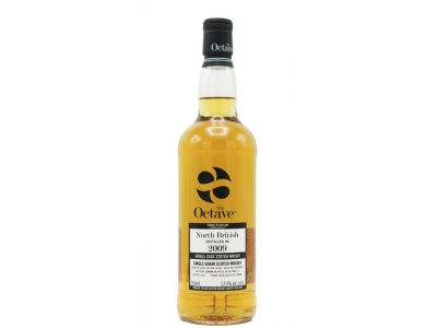 The Octave North British 2009 Single Grain Whisky