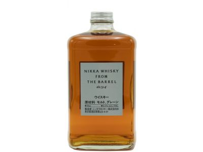 From The Barrel Japanese Whisky
