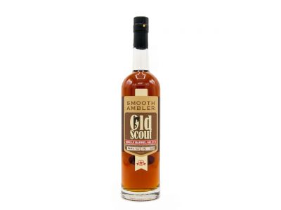 Old Scout Single Barrel Select 13 Year Old Bourbon Whiskey