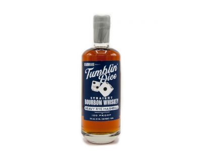 Tumblin' Dice 3 Year Old Heavy Rye Bourbon Whiskey