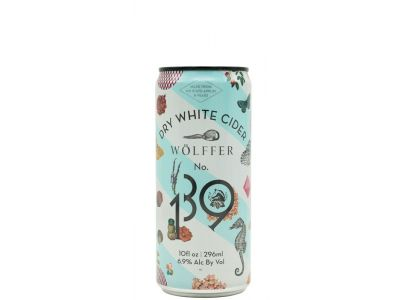 Dry White Cider CAN
