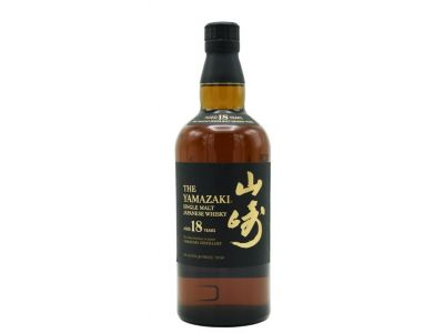 18 Year Old Single Malt Whisky