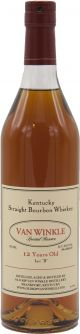 Van Winkle's Special Reserve 12 Year Old  Bourbon Whiskey